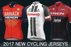 New Cycling Clothing