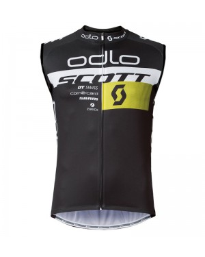 2016 Scott ODLO Team Black - Cycling Vest