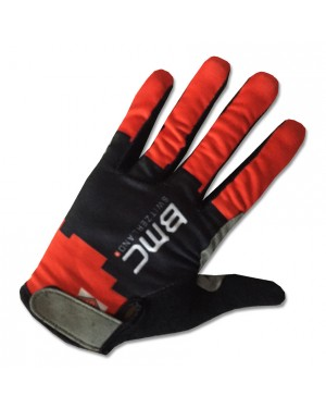 2017 BMC Racing Thermal Long Gloves