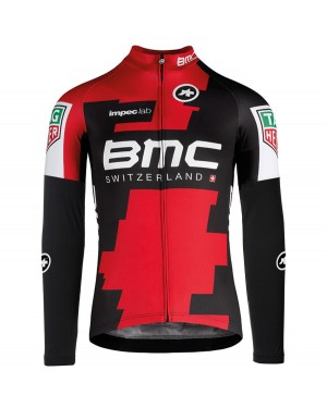 2017 BMC Racing Team Long Sleeve Cycling Jersey