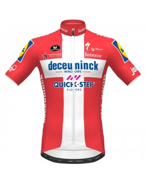 2020 Quick-Step Denmark Champion Cycling Jersey