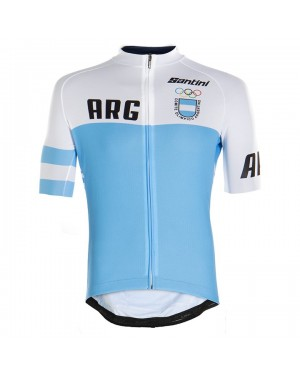 2020 Argentina Country Team Cycling Jersey