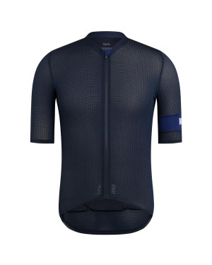 2020 Rapha Pro Team Black-Blue Cycling Jersey