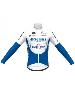 2020 Quick-Step Long Sleeve Cycling Jersey