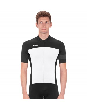 2020 Cube Black-White Cycling Jersey