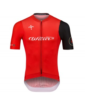 2020 Wilier Team Red Cycling Jersey