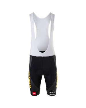 2020 Team JUMBO-VISMA Belgium Champion Cycling Bib Shorts