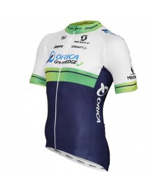 2015 Orica GreenEdge - Short Sleeve Cycling Jersey