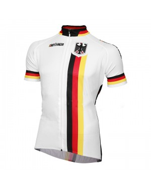 2016 Germany National Team - Short Sleeve Cycling Jersey