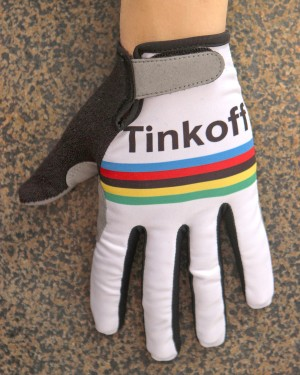 2016 Tinkoff World Champion Thermal Cycling Gloves