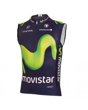 2016 Movistar Team - Cycling Vest