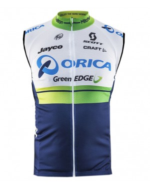 2016 Orica GreenEDGE - Cycling Vest