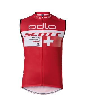 2016 Scott ODLO Team Red - Cycling Vest