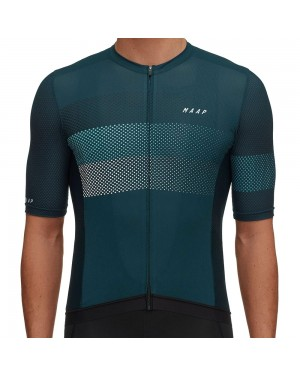2019 MAAP Aether Dark Pine Cycling Jersey