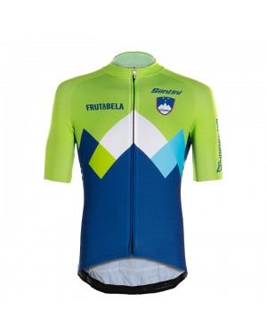 2020 SLOVENIA Country Team Cycling Jersey