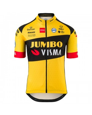 2020 Team JUMBO-VISMA Cycling Jersey