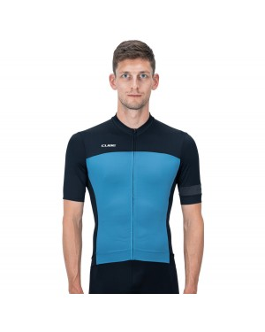 2020 Cube Black-Blue Cycling Jersey