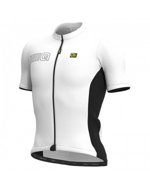 2021 ALE Team White Cycling Jersey