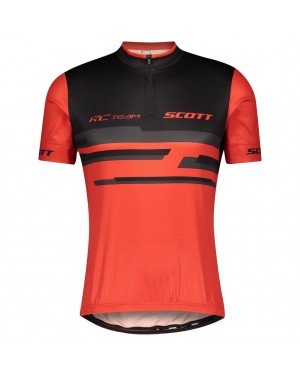 2021 SCOTT-RC Team 2.0 Red Cycling Jersey