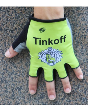 2016 Tinkoff Race Yellow Cycling Gloves