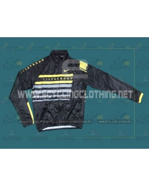 2013 LiveStrong - Thermal Long Sleeve Cycling Jersey