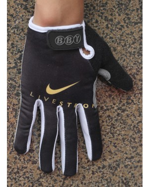2014 Livestrong  - Thermal long Cycling Gloves