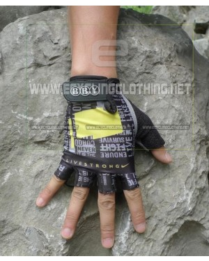 2012 LiveStrong Team  - Cycling Glove